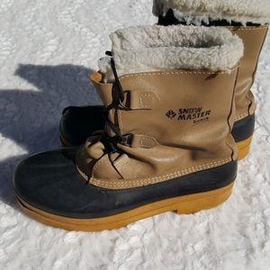 Mens Kamik Canada Snow Master Boots Size 11